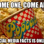 Social media #facts - Tim Ebner