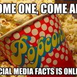 Social media #facts - Tim Ebner
