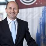 Burger King Deutschlands Geschäftsführer Andreas Bork