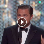 Leo DiCaprio Oscars Social Media